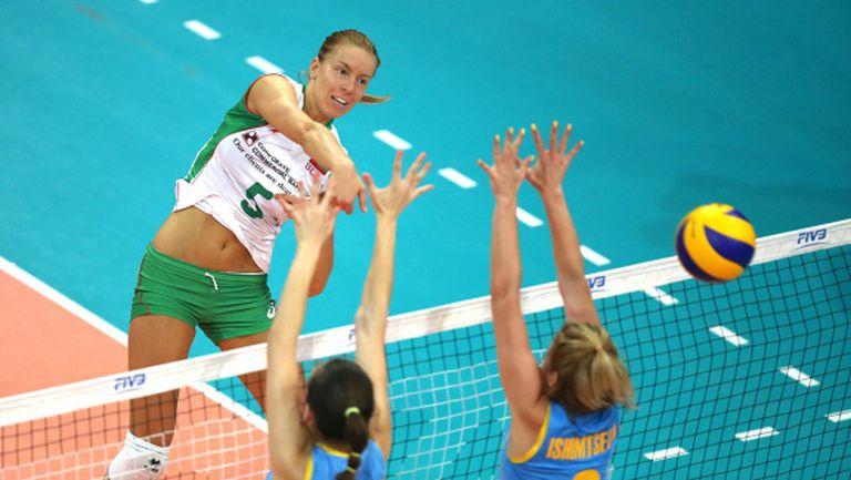 Контузия мъчи Доби Рабаджиева, не е сигурно дали ще играе в Баку (ВИДЕО)
