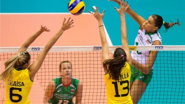 България ще играе на силен международен турнир в Бразилия