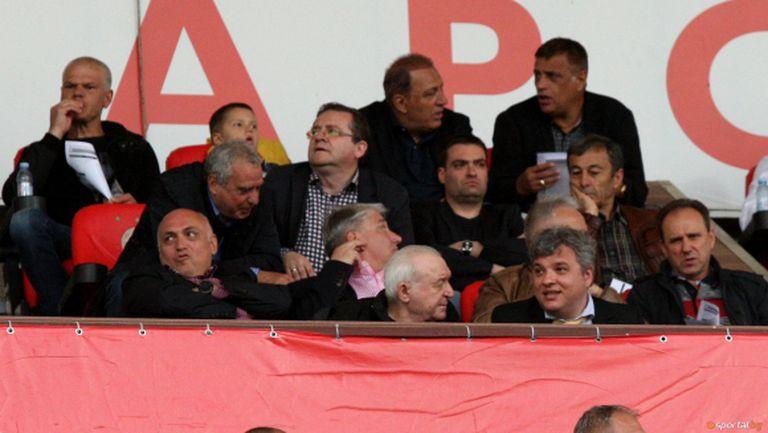 ЦСКА осъден да плати 270 хил. лева само за ден
