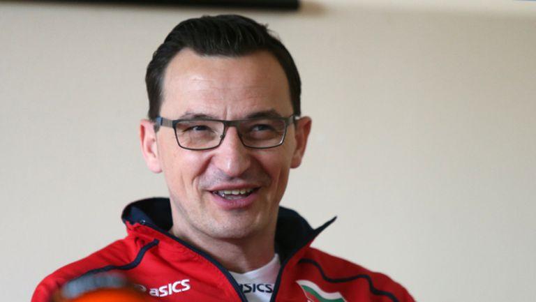 Драган Нешич с покана към всички треньори в България