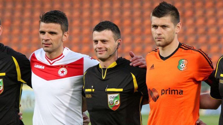 Двама ключови футболисти се завърнаха в редиците на ЦСКА (видео)