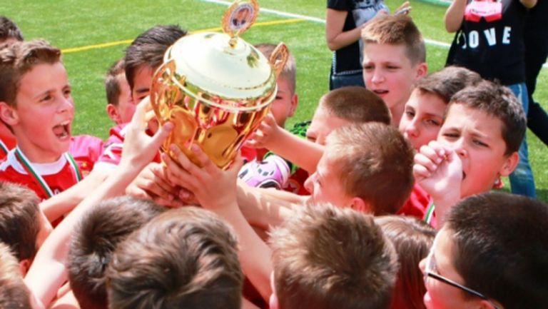 Младите таланти на ЦСКА с титлата за втора поредна година