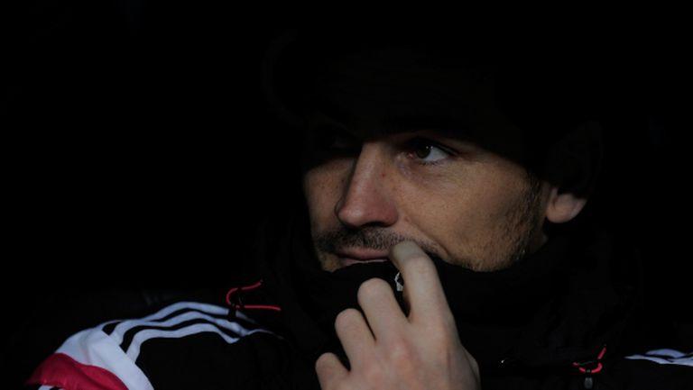 Икер изигра последния си мач за Реал Мадрид?