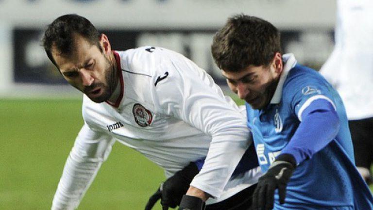 Амкар победи Кубан в мач с четирима българи