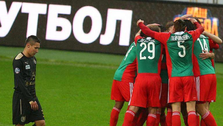 Благой Георгиев с тежка загуба в Русия