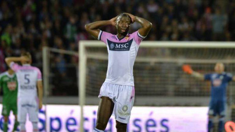 Евиан изпадна от Лига 1