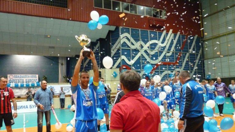 Фрегата защити титлата си в мъжкото хандбално първенство на България