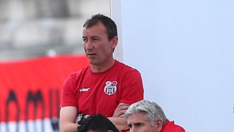 "Стамен Белчев: Надявам се да имаме силен отбор в ""Б"" група"