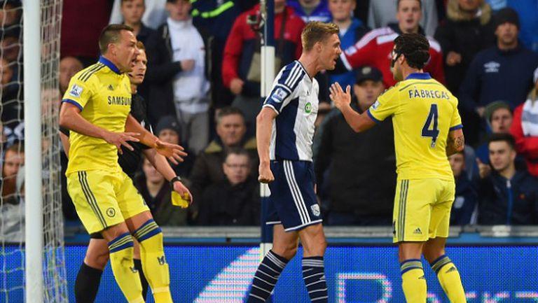Шампионът Челси допусна най-тежката си загуба (видео)