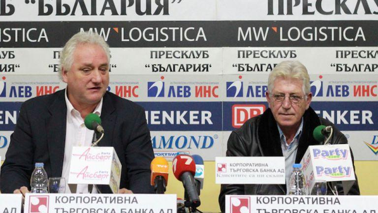 Лафчис: Ясно беше какво ще се случи с ЦСКА - имах информация и тя се потвърди