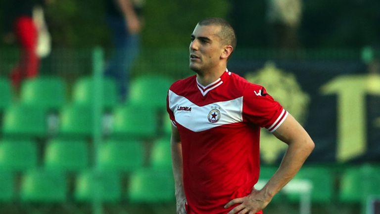 Головият неудачник си тръгва от ЦСКА