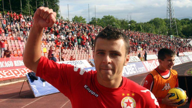 Мораеш още помни как наниза хеттрик на Литекс с екипа на ЦСКА (видео)