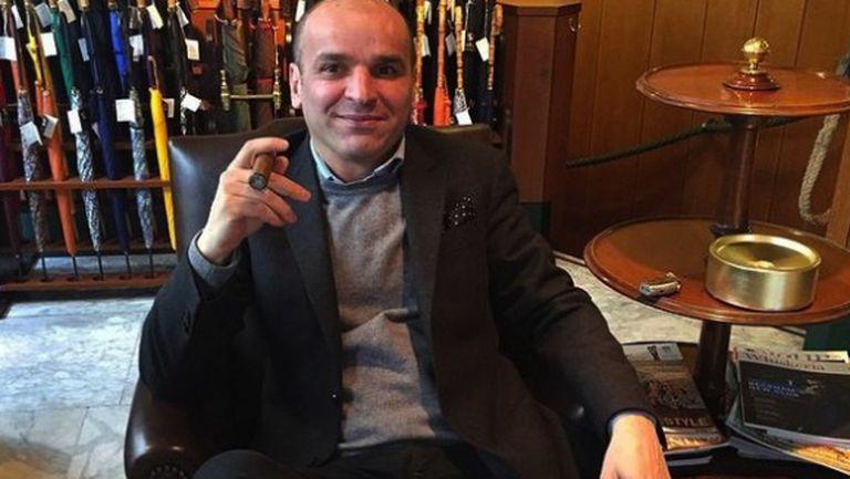 Турският бизнесмен: Манджуков провали сделката за ЦСКА