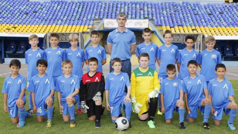 Децата на Левски участват на турнир с Байерн, Аякс и други грандове в Австрия