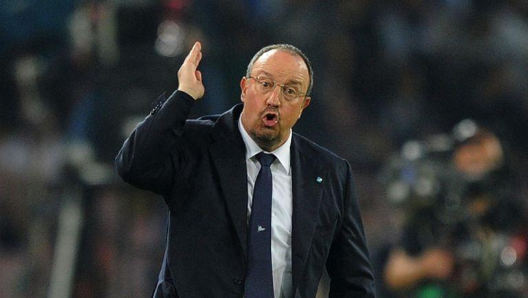 Бенитес и Реал Мадрид преговарят идната седмица