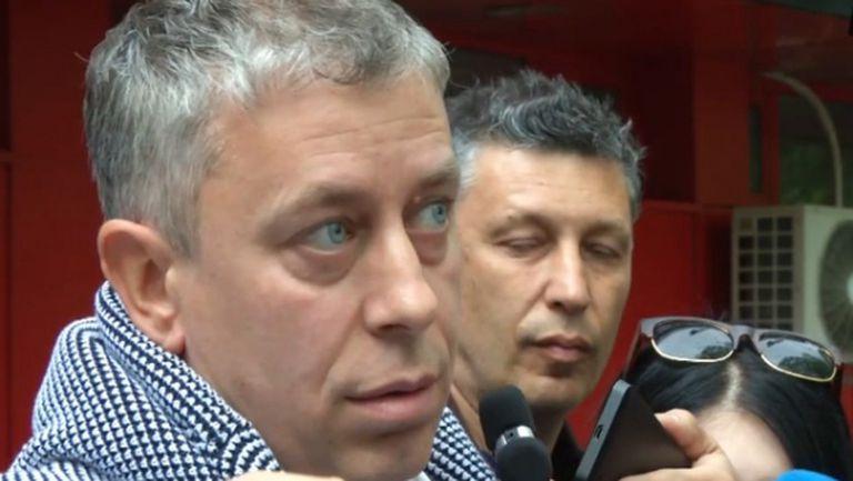 Милко Георгиев обясни как се стигна до отнетия лиценз на ЦСКА