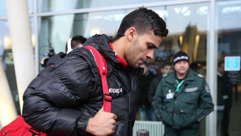Ново попълнение на ЦСКА отпътува за Париж