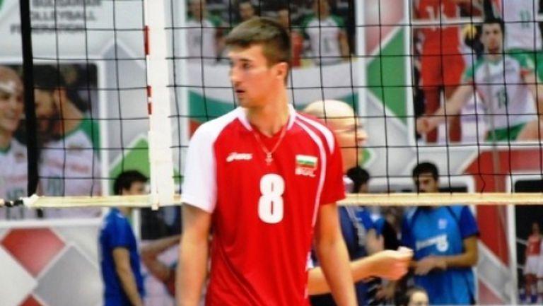Яни Георгиев: Чувството да си в националния не може да се опише