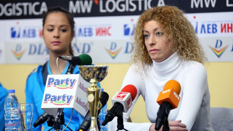Ина Ананиева: Момичетата отново си повярваха, че може да са на върха (видео)
