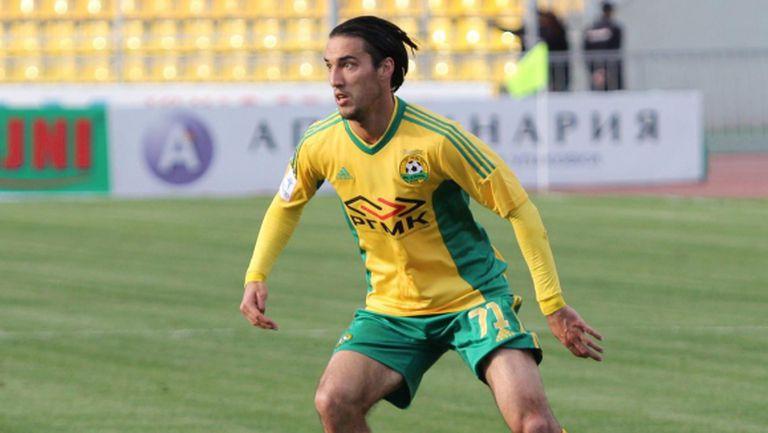 В Русия: Ивелин Попов има нов отбор - не е ЦСКА (Москва)