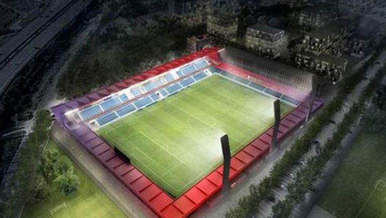Барса представи проект за нов стадион (снимки)