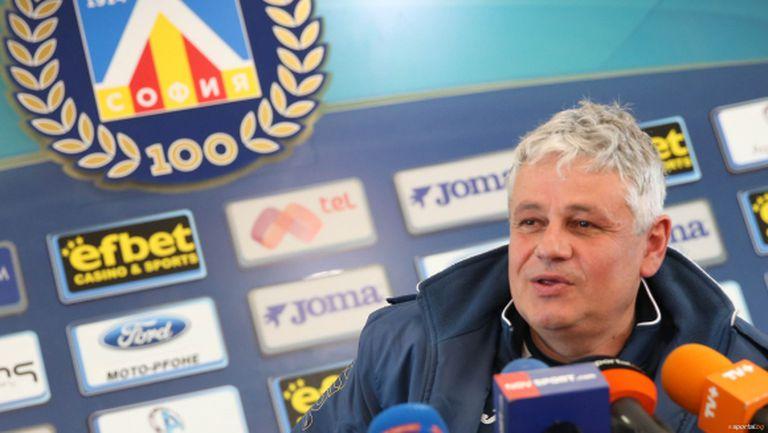 Стойчо Стоев ще говори пред медиите преди финала