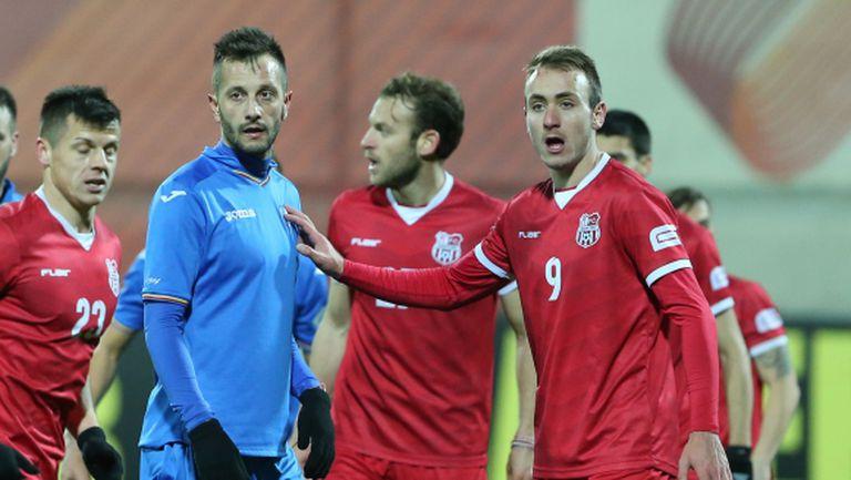 Долапчиев отказа да играе за Хасково срещу Славия