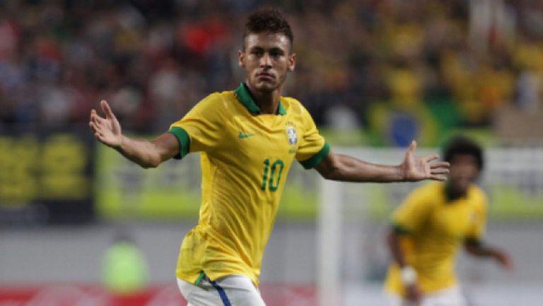 """Неймар в """"Осмели се да бъдеш бразилец"""""""