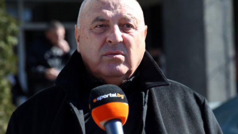 Венцеслав Стефанов: Славия е била 100 години, ще бъде още 100