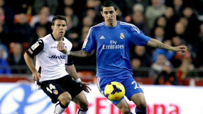 Валенсия - Реал Мадрид 2:3