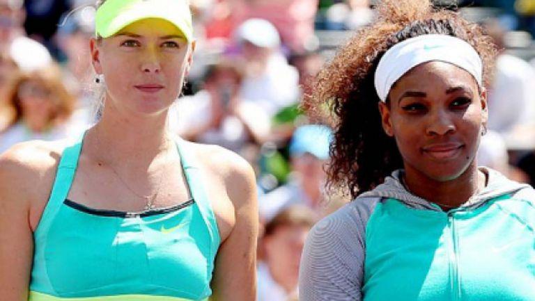 Маша срещу Серина на полуфиналите в Бризбейн