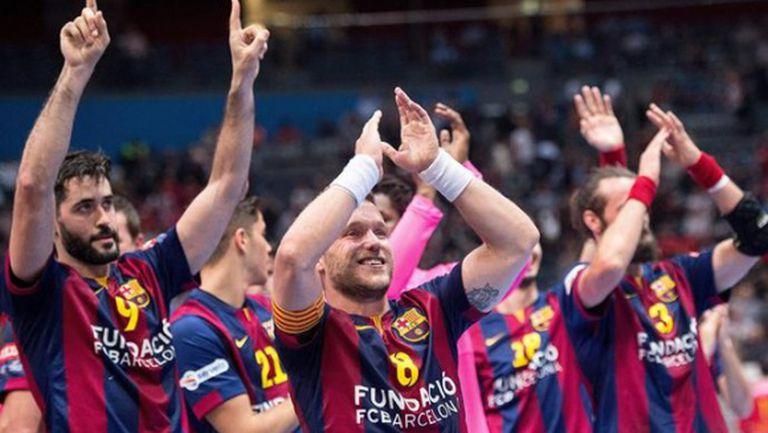 Барса вече спечели една Шампионска лига