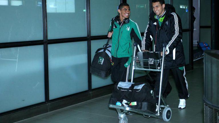 Лудогорец се завърна от Турция, играчите с 3 дни почивка