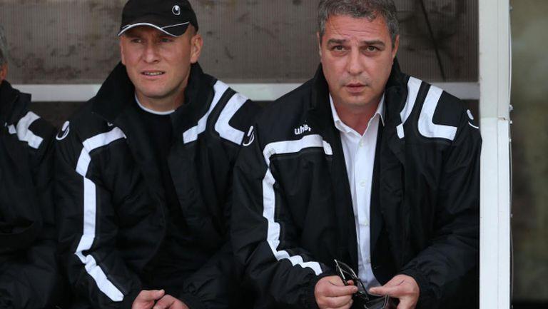 Станков: Ще бъда безкомпромисен към някои от футболистите