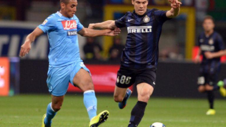 Интер - Наполи 0:0
