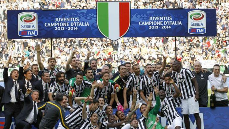 Необятен Ювентус! Исторически 102 точки и шампионски купон в Торино