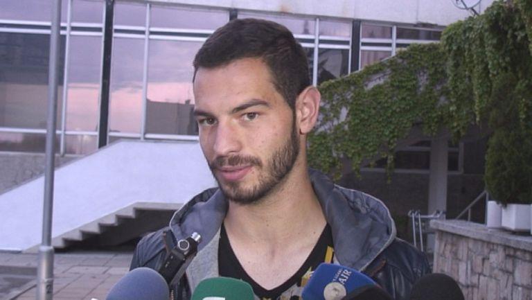 Славчев: ще се раздам докрай за Спортинг и националния тим