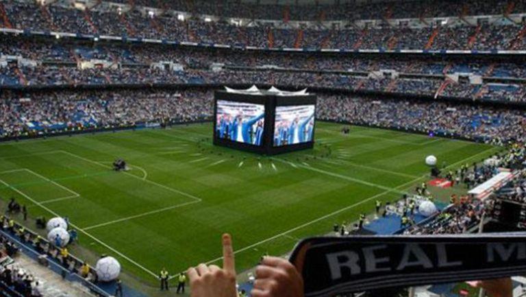 """Реал (Мадрид) показа Десетата със суперцеремония на """"Бернабеу"""""""