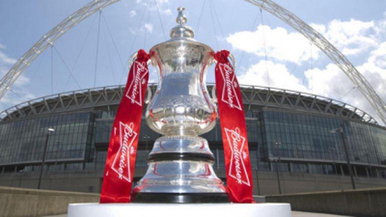 Арсенал срещу екзекутора на Ман Сити на полуфиналите за Купата на Англия