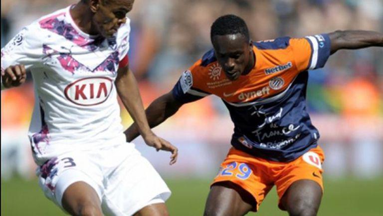 16-о равенство за Монпелие след 1:1 с Бордо