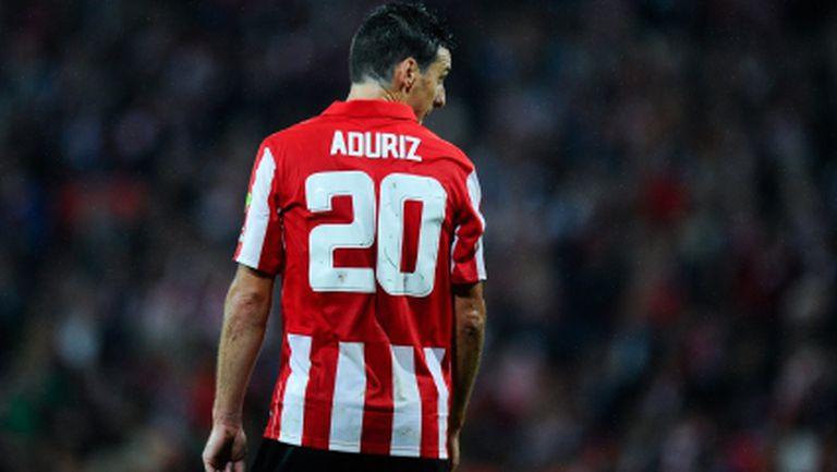 "Адурис носи точка на ""баските"" (видео)"