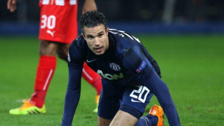 Ще се сбогува ли Манчестър Юнайтед с Шампионската лига?