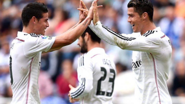 Реал (Мадрид) - Елче 5:1