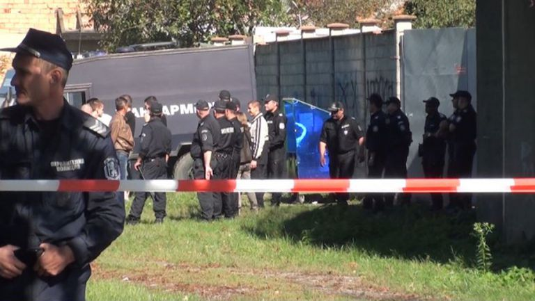 """Солидно полицейско присъствие на """"Огоста"""""""