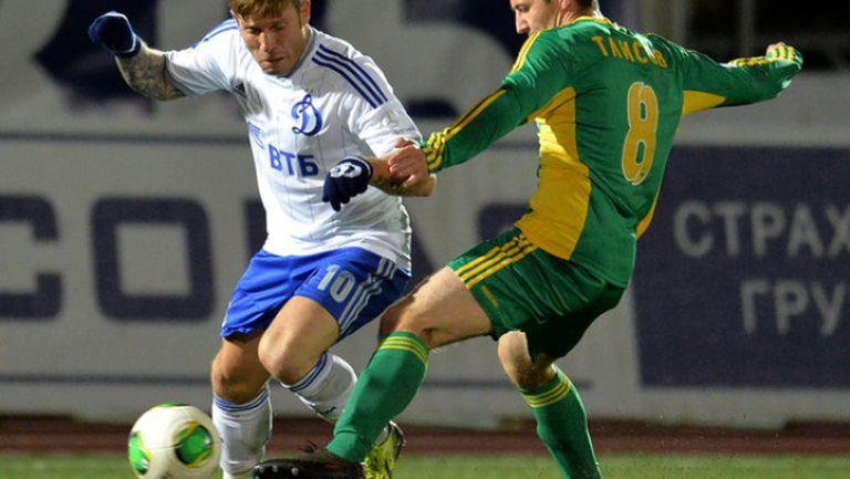 Динамо (Москва) - Кубан 2:2
