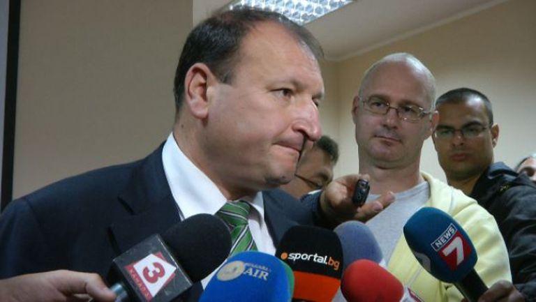 Георги Карамаджуков: Берое е сериозен отбор