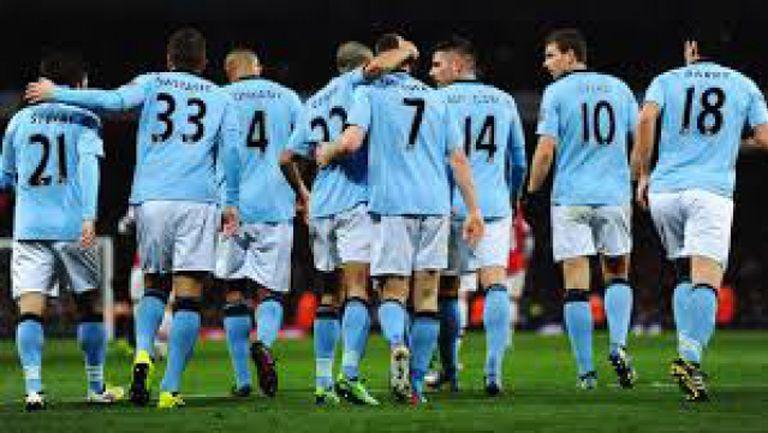 Астън Вила - Манчестър Сити   0:2