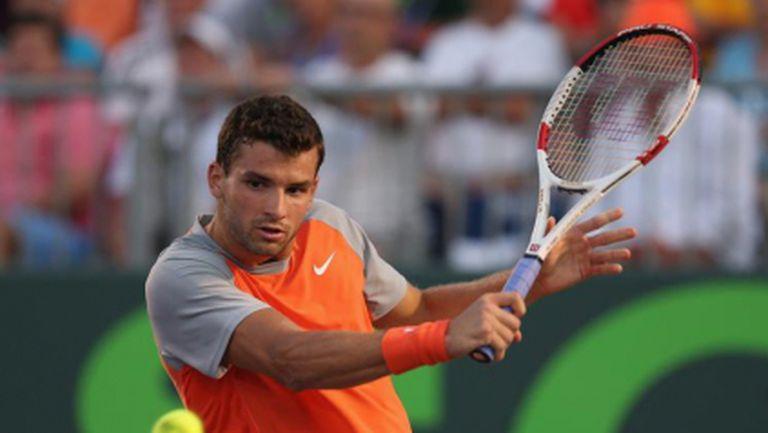Президентът на Тенис Европа вижда Григор в топ 5