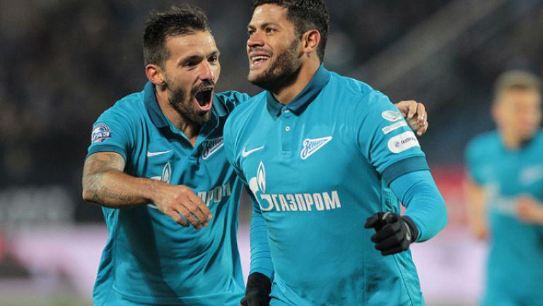 Зенит - Арсенал (Тула) 2:3