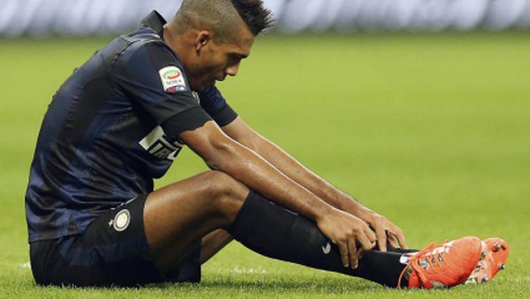 "Интер опита всичко, но пак не победи на ""Меаца"" (видео)"
